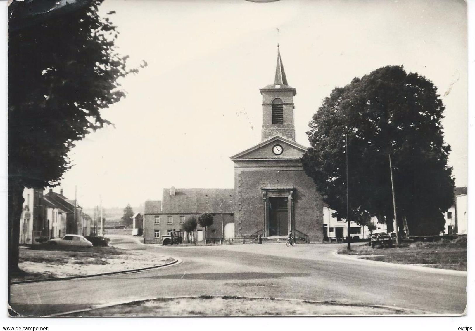 Chantemelle Place De L'Eglise - Etalle