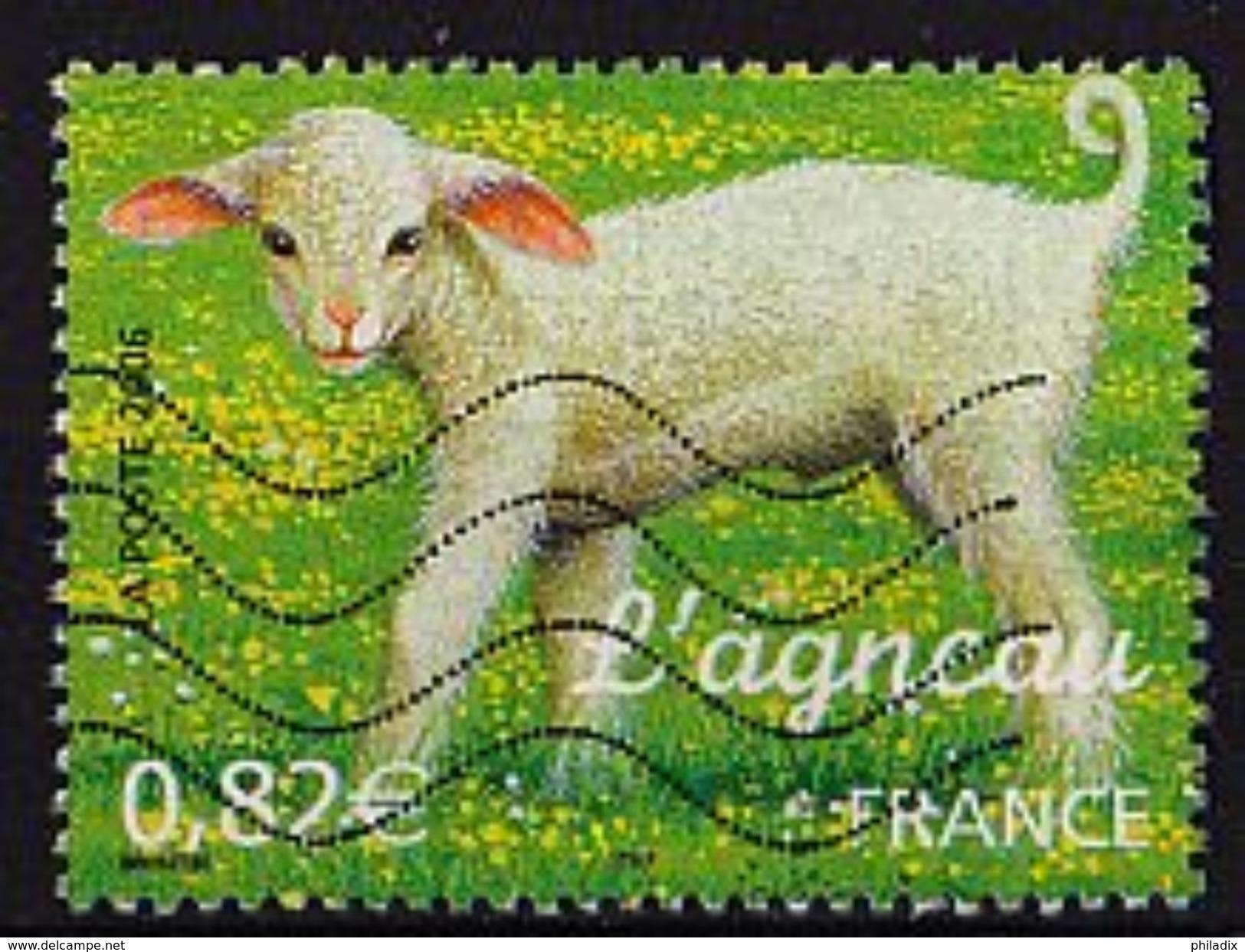 FRANKREICH Mi. Nr. 4062 O (A-4-40) - France