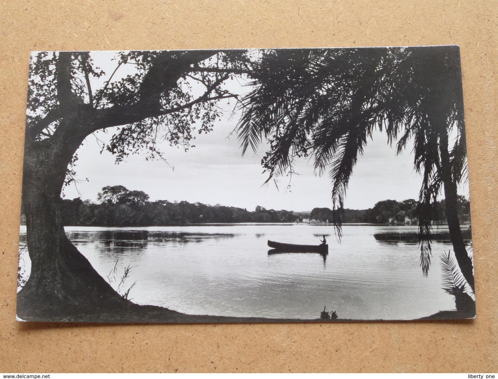 Victoria Falls / River Above The Falls () Anno 19?? ( Details Zie Foto´s ) !! - Zimbabwe