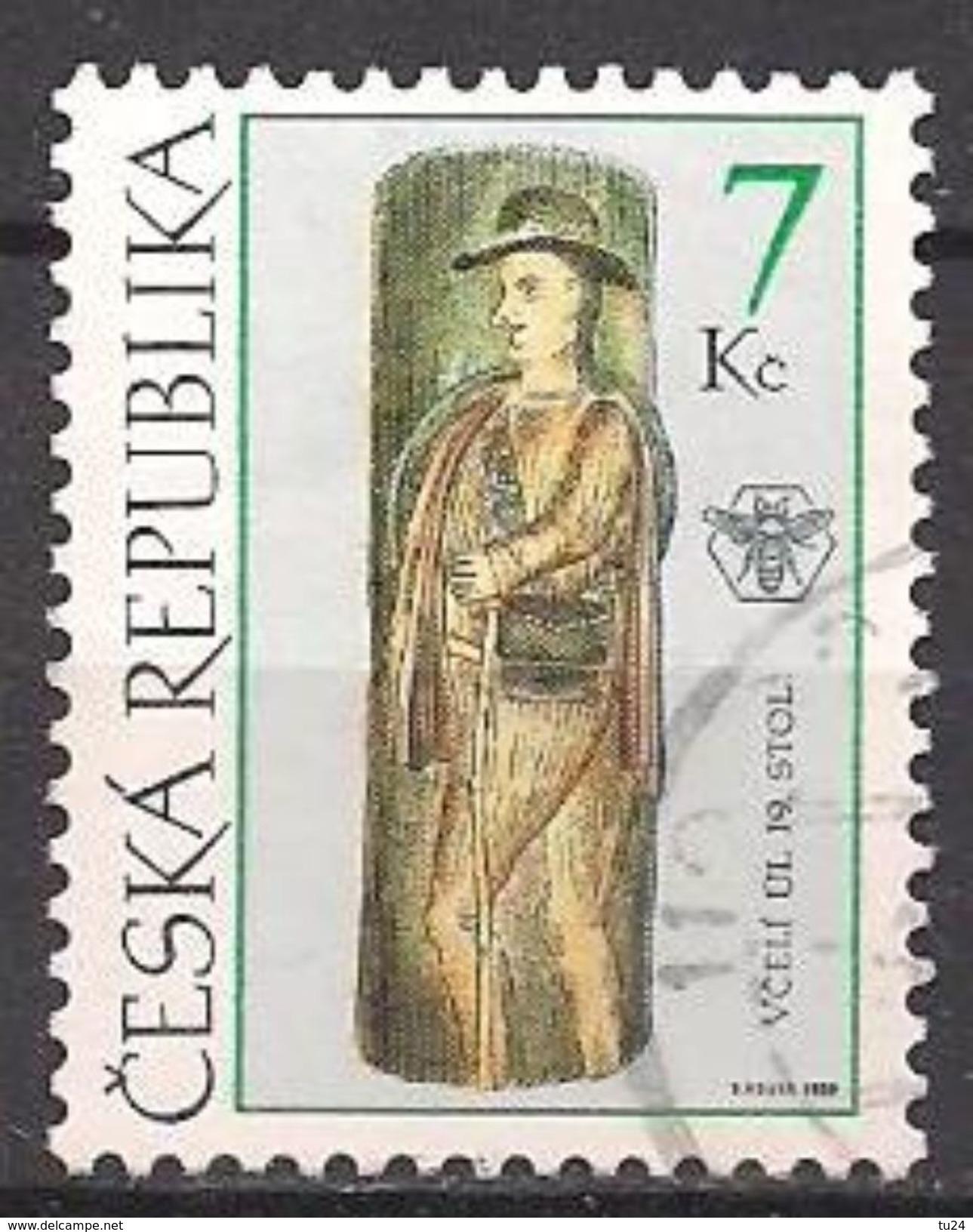 Tschechien  (1999)  Mi.Nr.  230  Gest. / Used  (8fi05) - Tschechische Republik