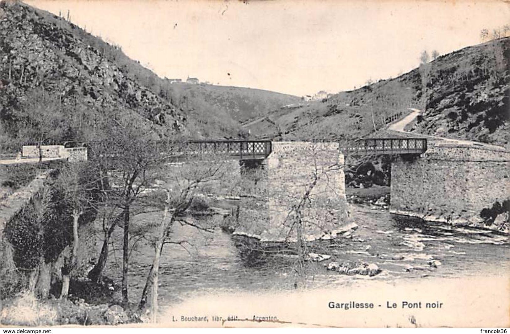 (36) - Lot De 26 CPA De Gargilesse - Indre - Bon état - Frankreich