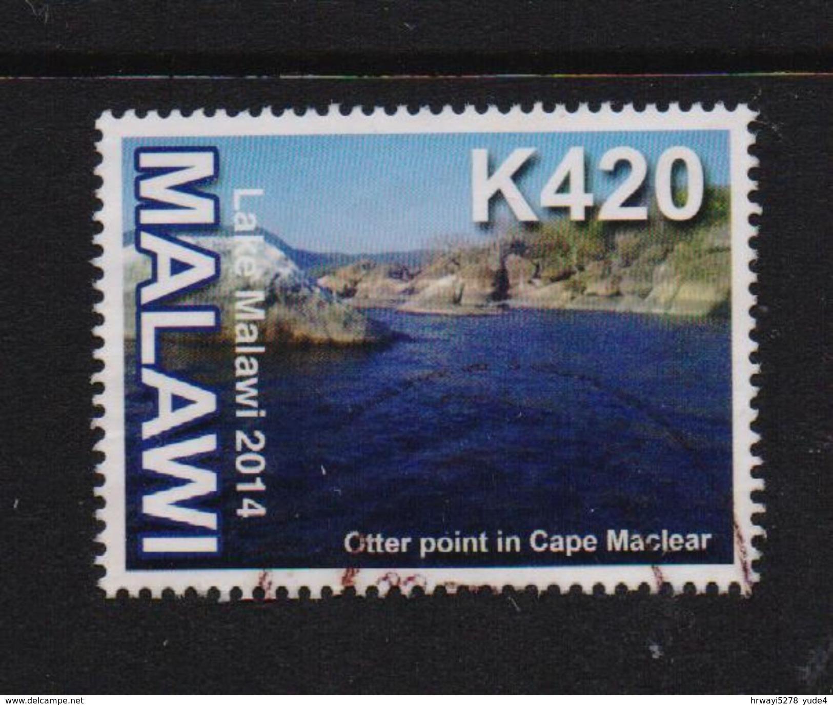Malawi 2014,K420, Vfu, Cape Maclear - Malawi (1964-...)