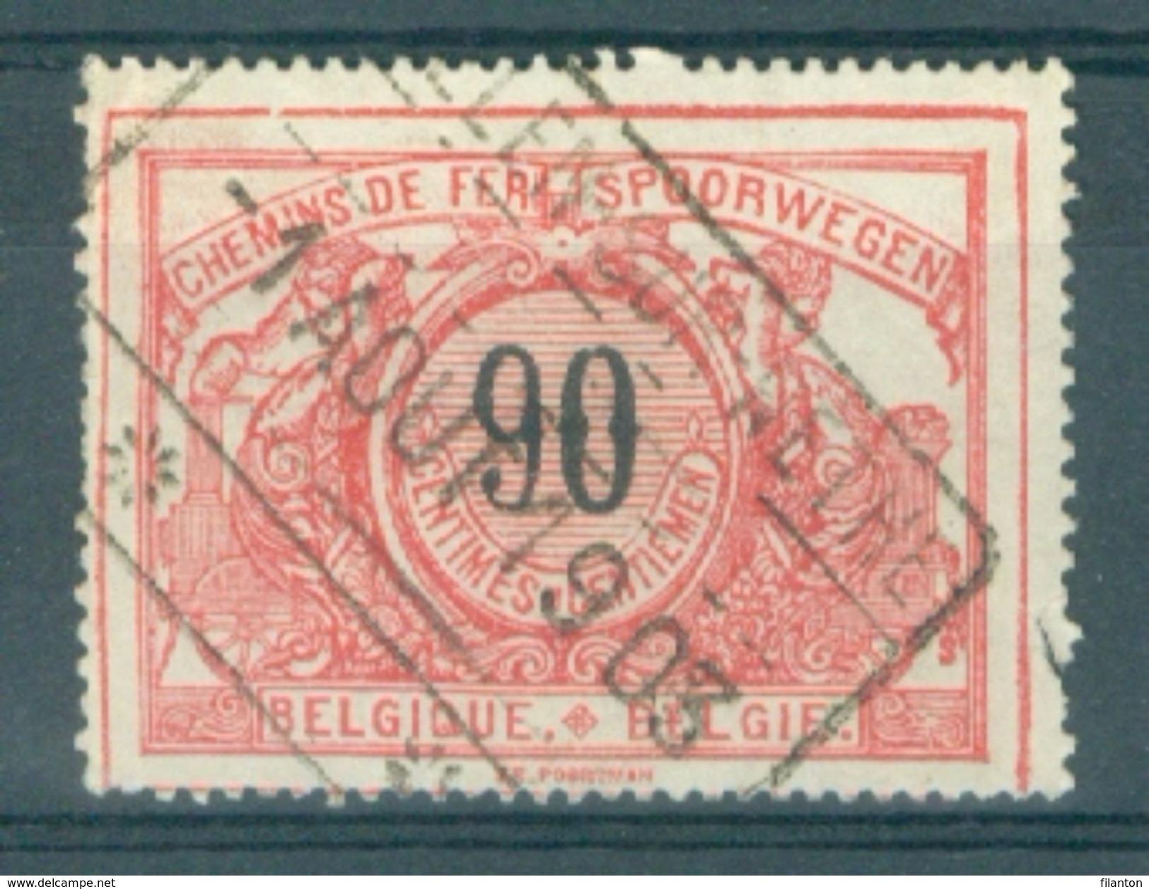 """BELGIE - OBP  TR 25 - Cachet  """"BAELEN-SUR-NETHE"""" - (ref. 14.065) - 1895-1913"""