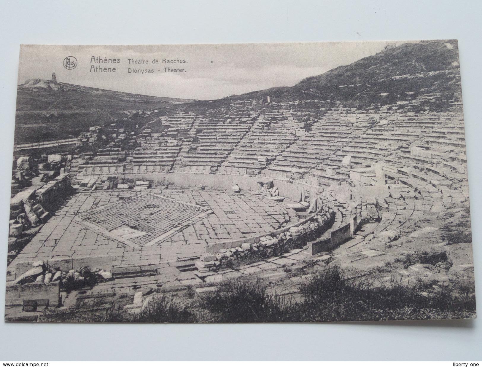 St. STANISLAS Instituut / Gesticht BERCHEM ( Leclef ) Anno 1924 ( Carte D'Honneur - Eerekaart ) PK Athene / Greece ! - Ecoles