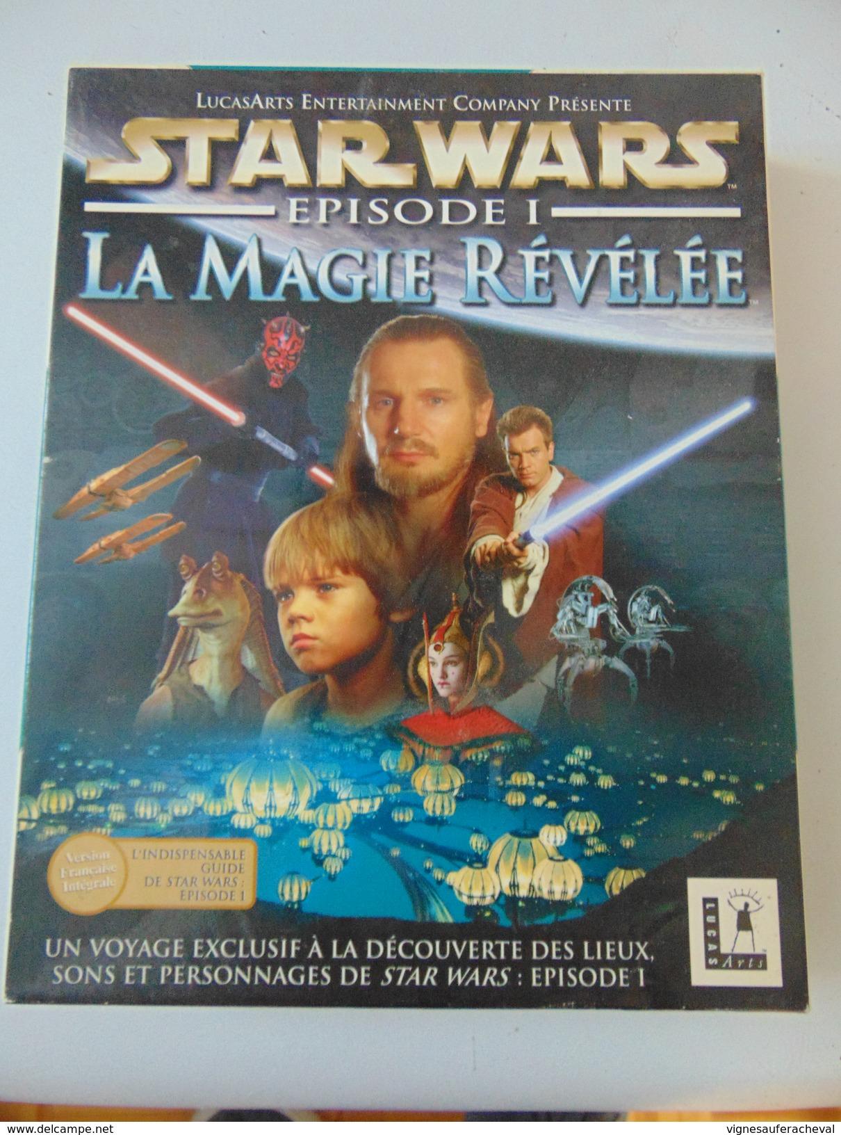 Star Wars Eoisode 1 : La Magie Révélée - Electronic Games