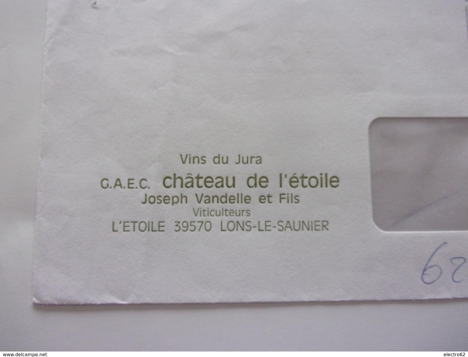 Flamme Lons-Le-Saunier Rouget De Lisle La Marseillaise 27-10-1989 Château De L'étoile - Révolution Française