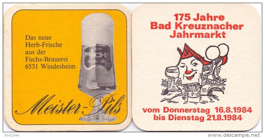 #D151-119 Viltje Fuchs - Sous-bocks