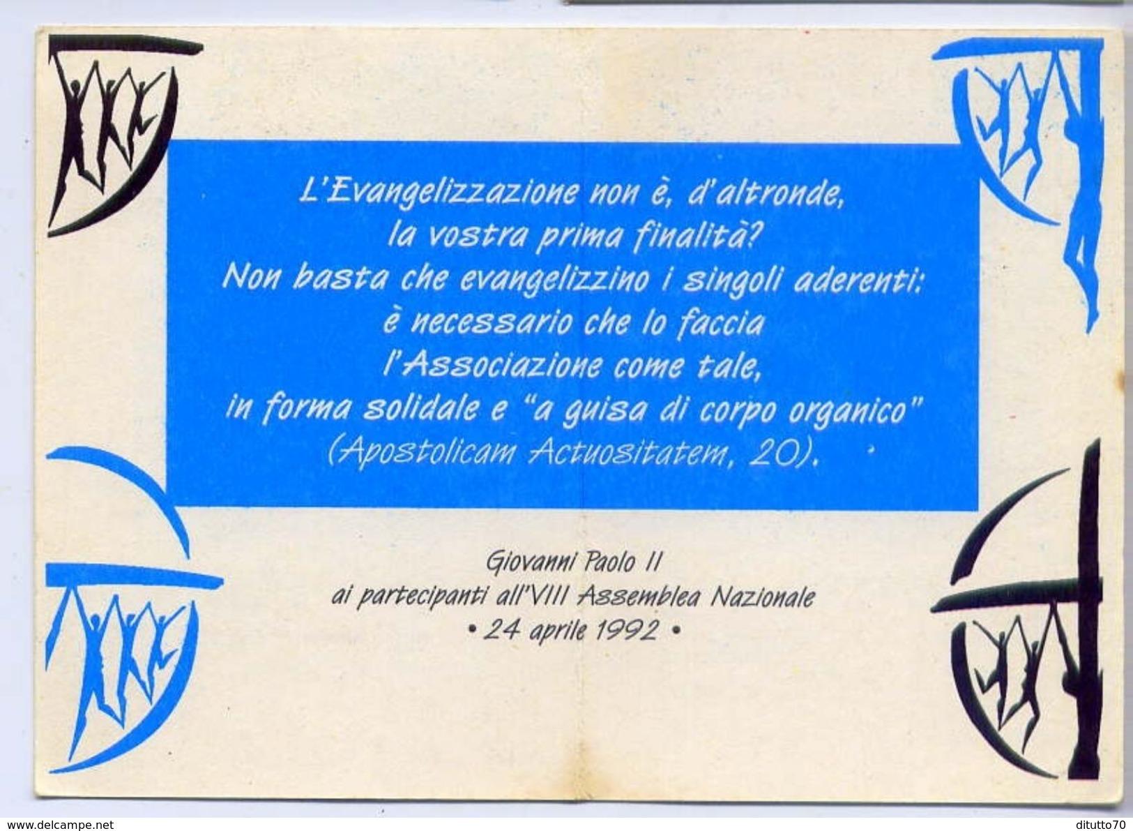 Tessera - Azione Cattolica Italiana 1993-1994 - Non Classificati