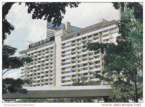 Veenezuela Caracas Hilton Hotel - Venezuela