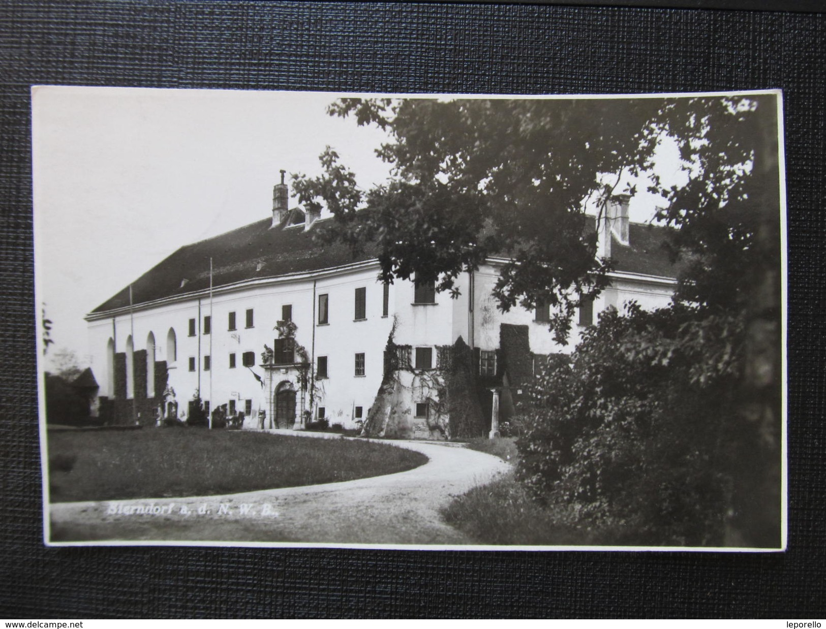 AK SIERNDORF B. Korneuburg 1944 // D*26709 - Korneuburg