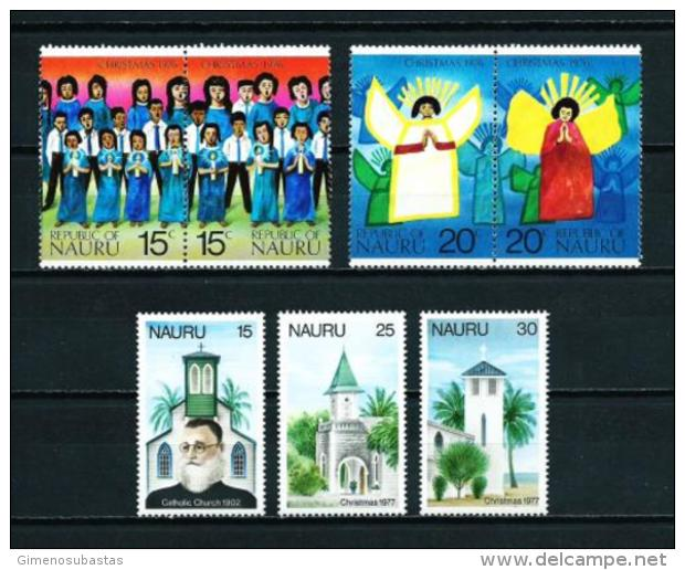 Nauru  Nº Yvert  143/6-153/5  En Nuevo - Nauru