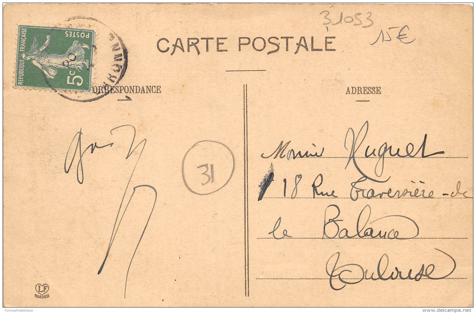 31 - HAUTE GARONNE / Carbonne - 31053 - La Halle - Autres Communes