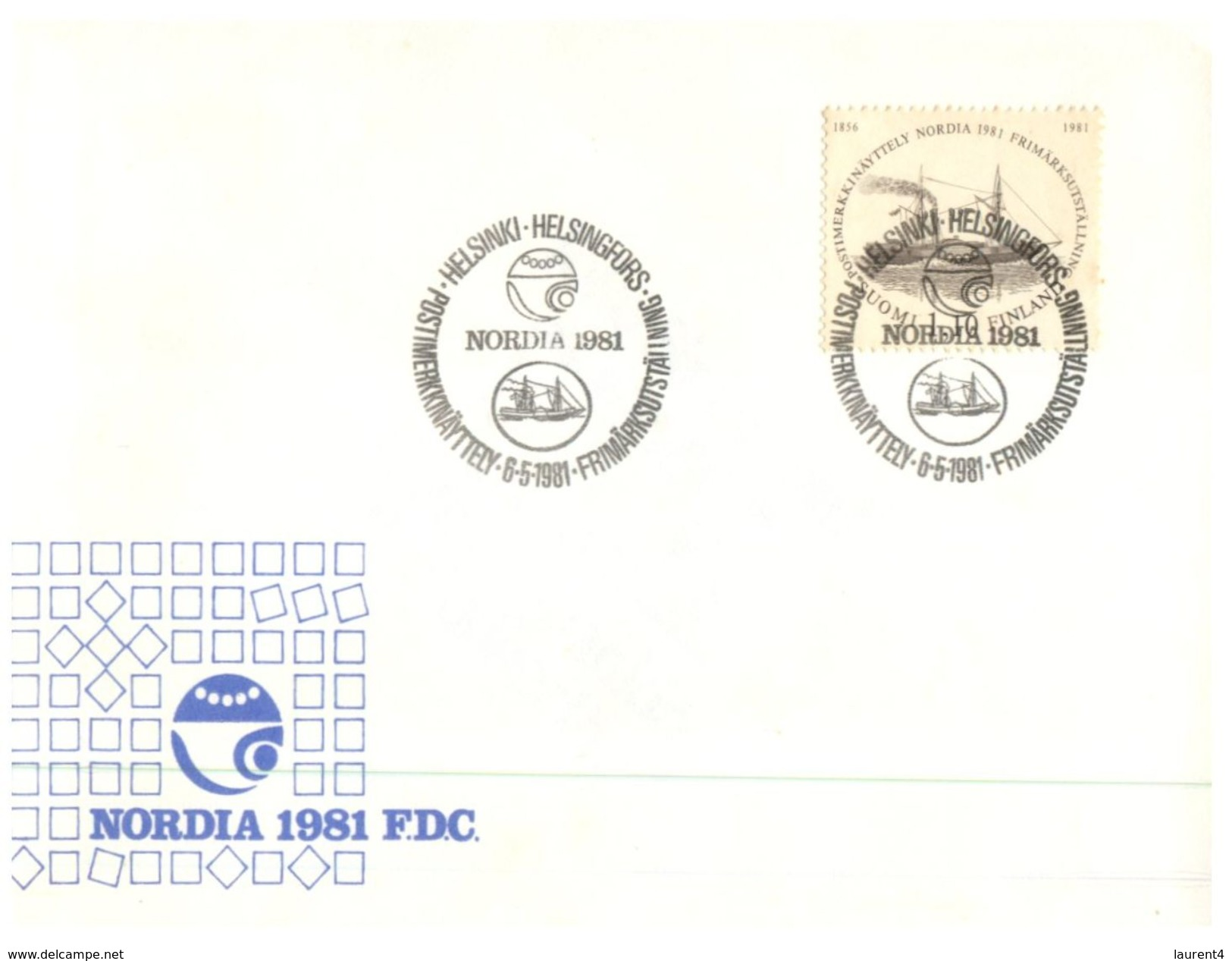 (170) FDC Cover Norway - 1981 - FDC
