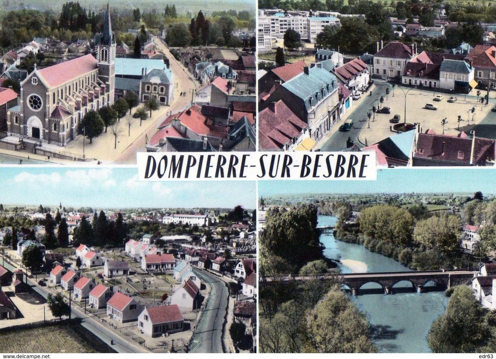 [03] Allier > Non Classés Dompierre Sur Besbre Multivues - France