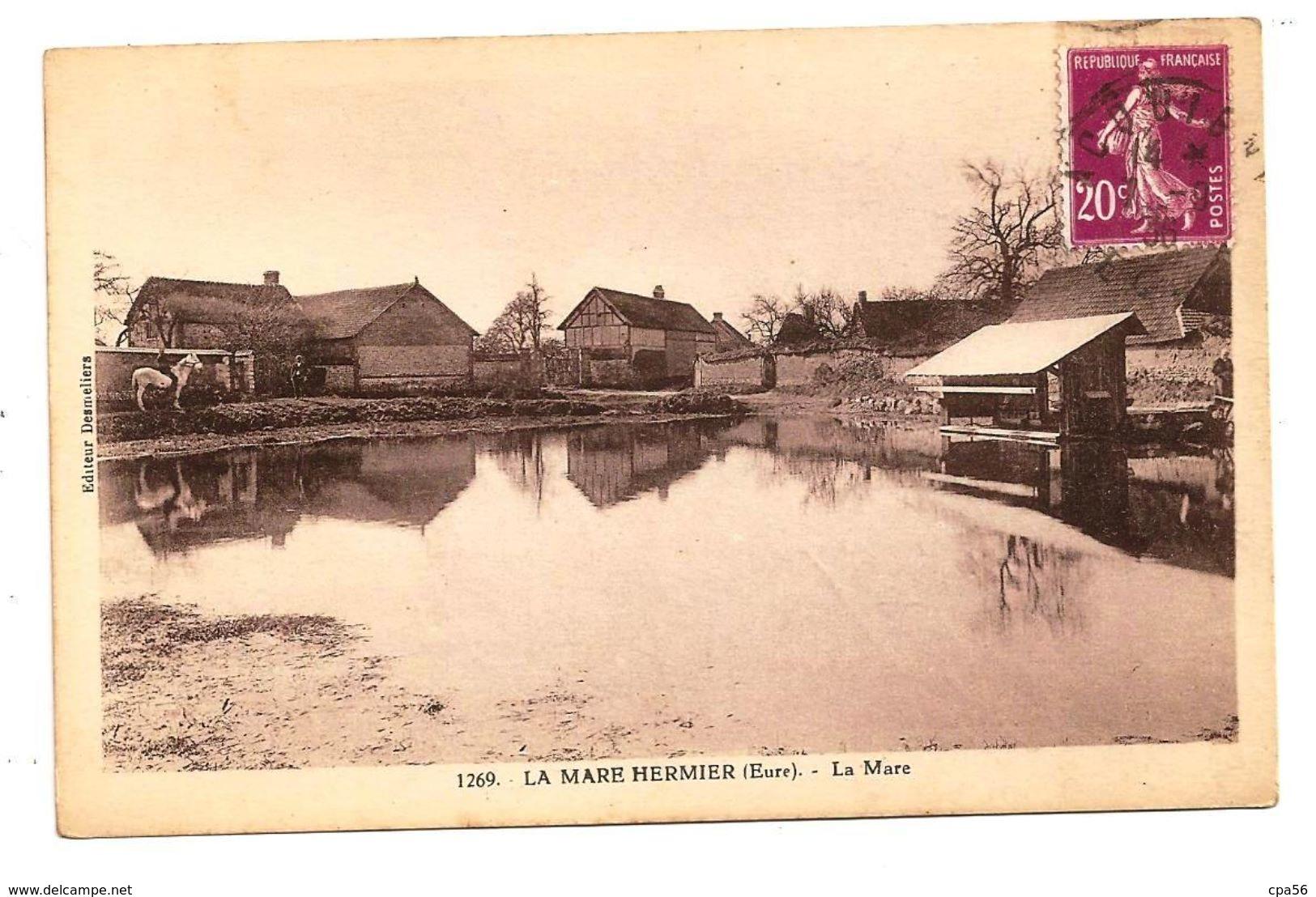LA MARE HERMIER - La MARE - LAVOIR - Autres Communes