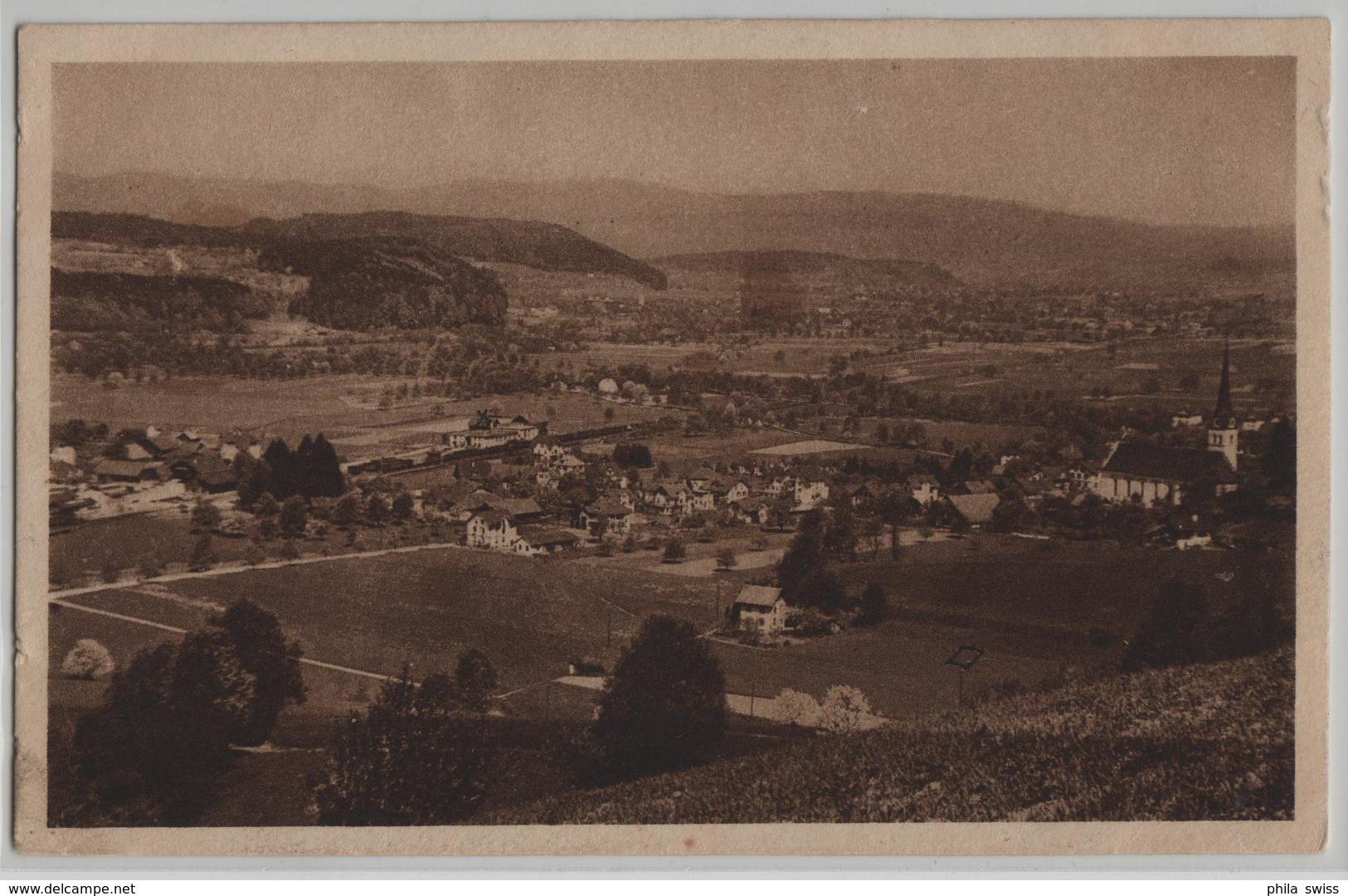 Reiden - Generalansicht - Photoglob - LU Lucerne