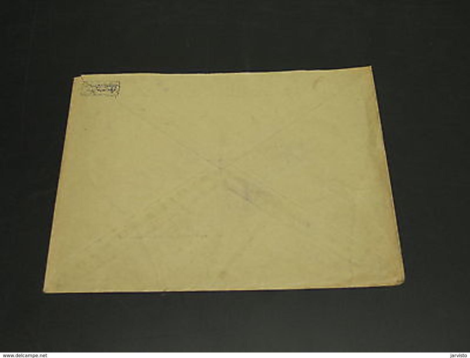 Germany 1923 Osnabruck Cover *7906 - Deutschland