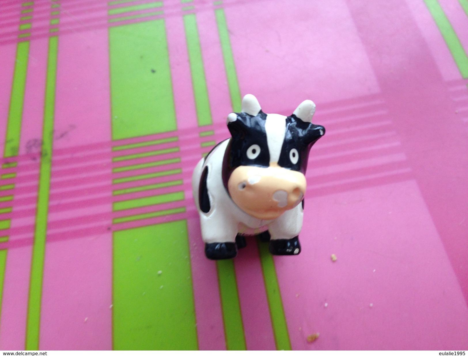 MAGNET Vache FNSEA Employeurs (contre Gaspillage Alimentaire) Voir Photo - Animaux & Faune