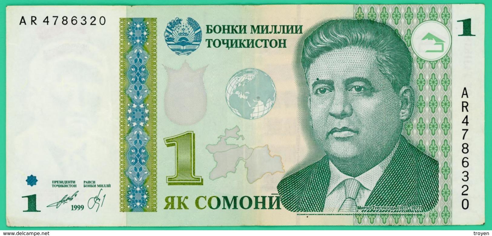 Somoni - Tadjikistan - 2010 - N° AR4786320 - TTB + - - Tadjikistan