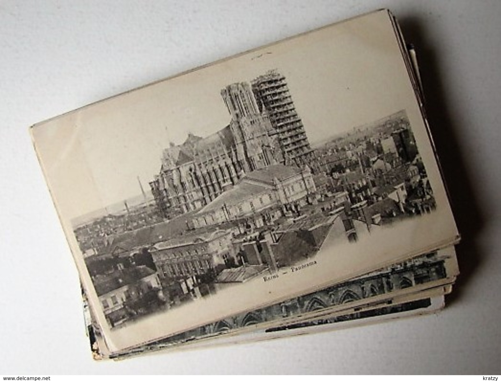 FRANCE - Lot De 50 Cartes Postales Anciennes - Ansichtskarten