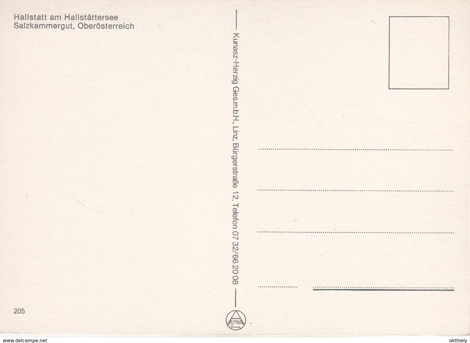 Hallstatt Ak113376 - Hallstatt
