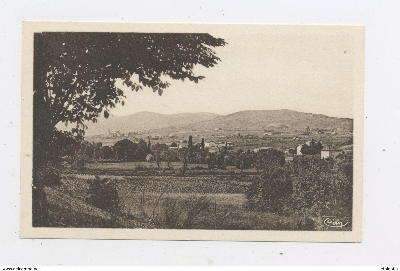 CPA: 71 - LA CHAPELLE DE GUINCHAY  - LES MARMETS - Autres Communes
