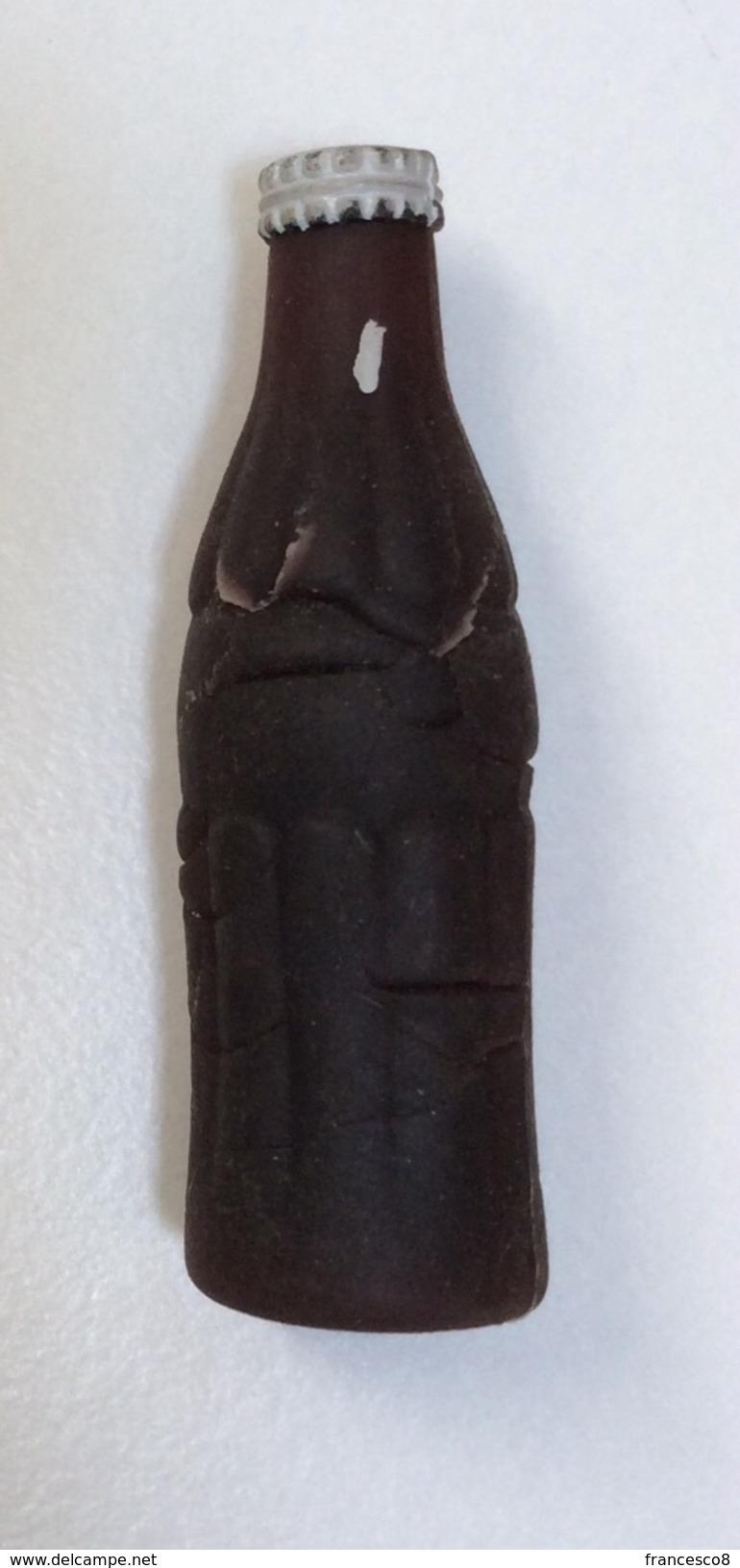 CHILD COLA. Bottiglia Formato COCA COLA - Gomma Per Cancellare A Forma Di Bottiglia (anni '80) - Altri