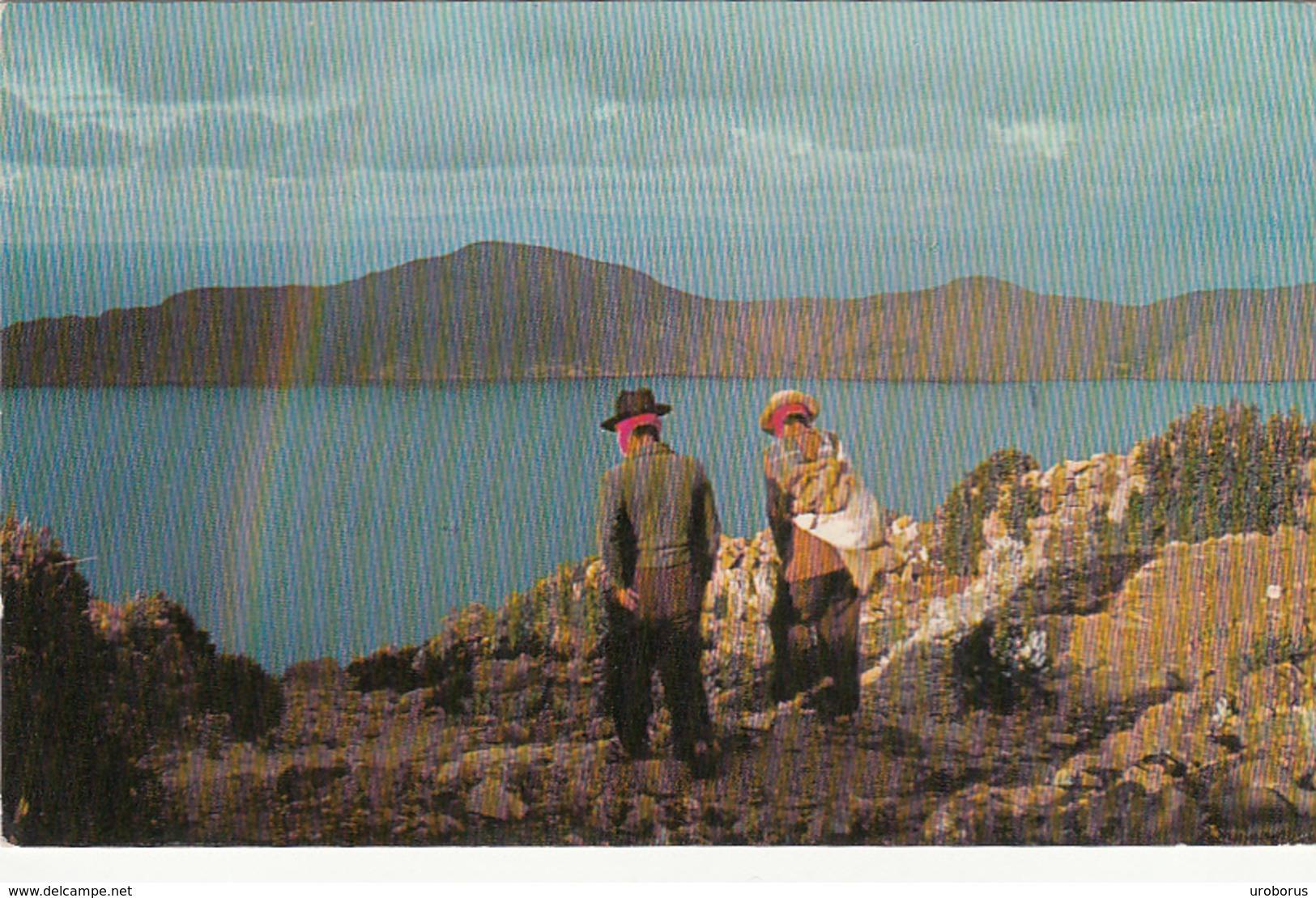 BOLIVIA - Titicaca Lake - Island Of The Sun - Bolivie