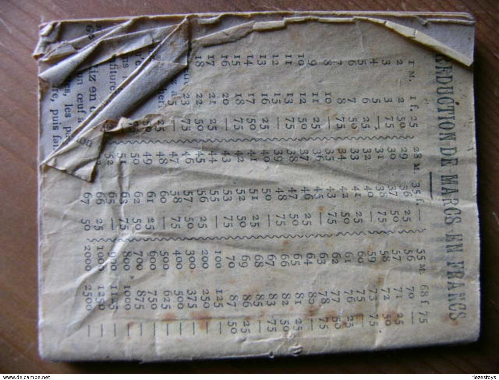 Le Petit Almanach Populaire Pour 1918 - Petit Format : 1901-20