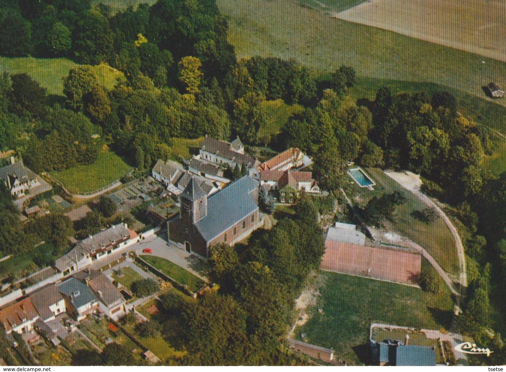 Casteau - Panorama Aérien - Soignies