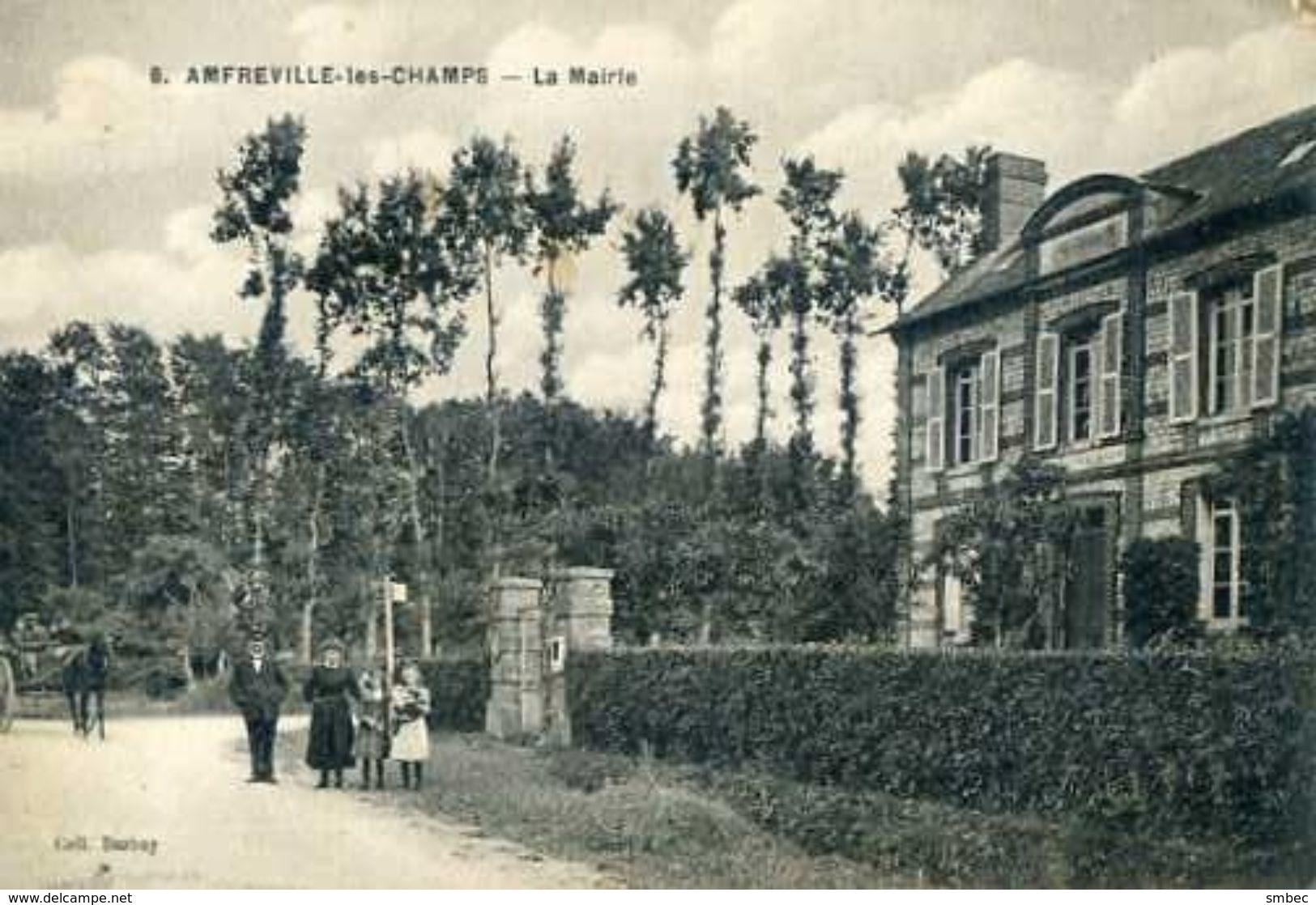 AMFREVILLE LES CHAMPS - France