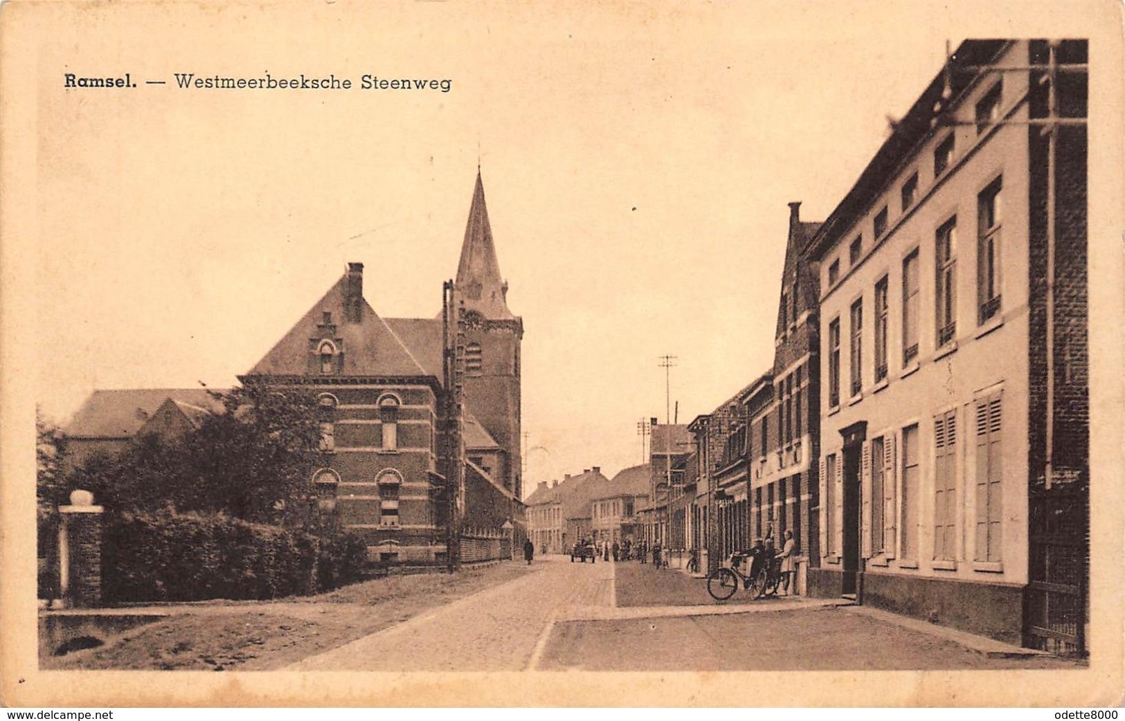 Herselt   Ramsel    Westmeerbeeksche Steenweg        A 7325 - Herselt