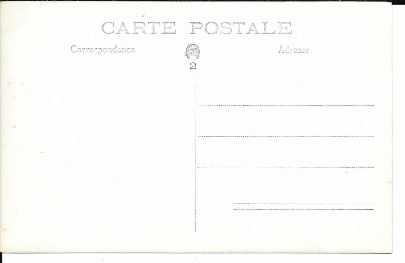 """METIERS : RARE CARTE BATEAUX """"L'ECOLE DE MARINS :"""" (RADIOTéLéGRAPHISTES) SUP (SUPERBE ANIMATION) - Beroepen"""