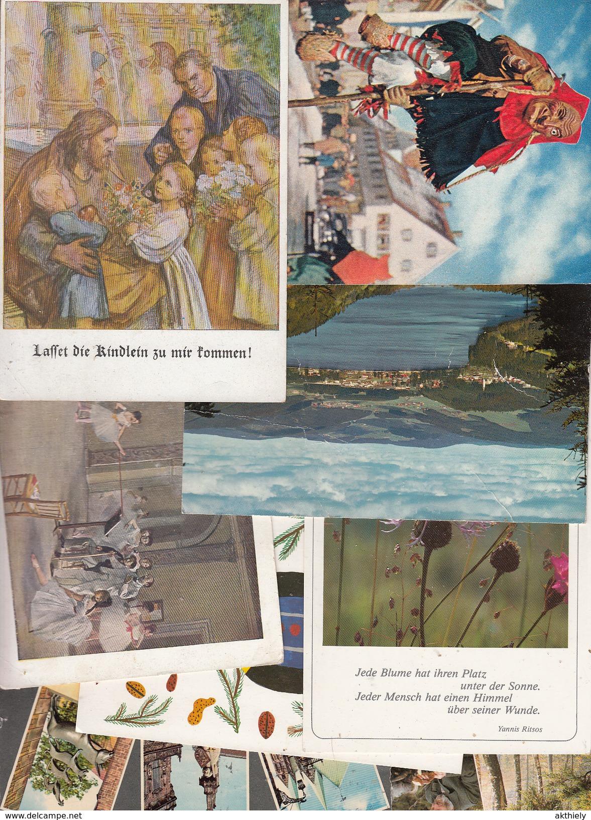 30 Stück Nr35 - Ansichtskarten