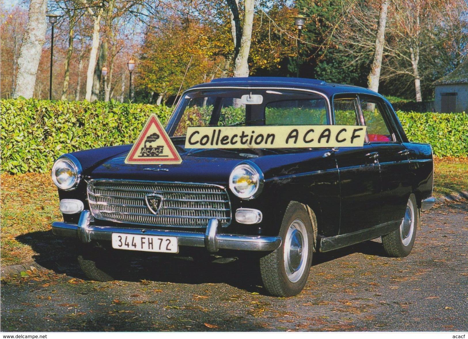 Peugeot 404 Berline De 1962  - - Passenger Cars