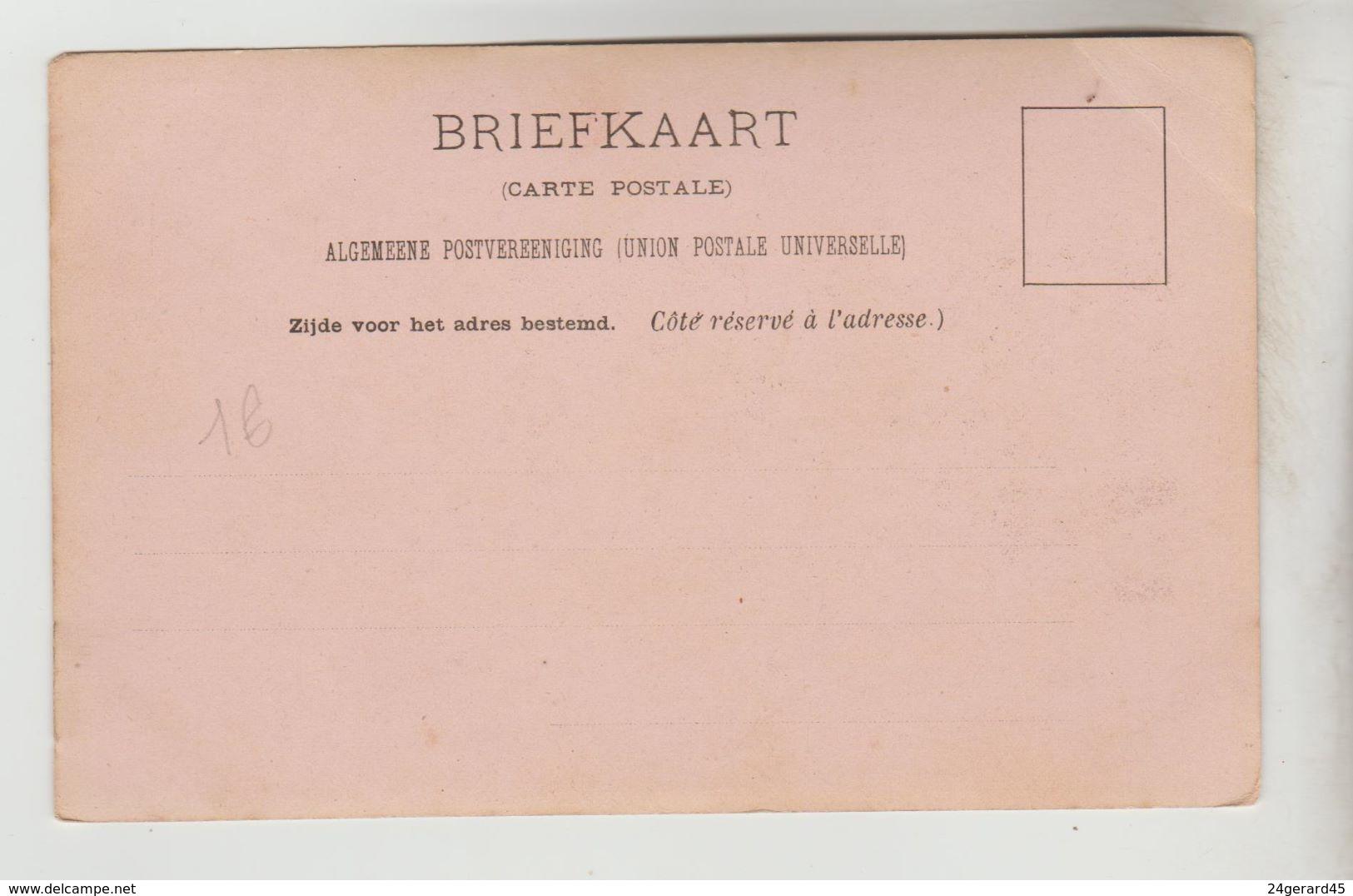 CPA PIONNIERE MAASMECHELEN (Belgique-Limbourg) - EISDEN : Ecole Normale Agréée Et Pensionnat Des Religieuses Ursulines - Maasmechelen