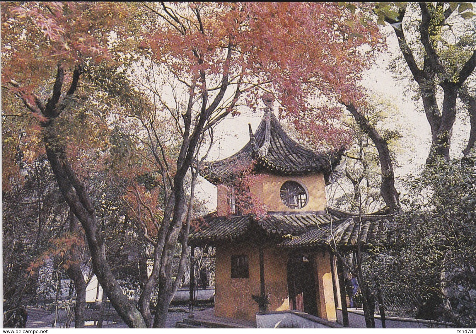 ASIE--CHINE-CHINA--SUZHOU--hanshan Temple--voir 2 Scans - Chine