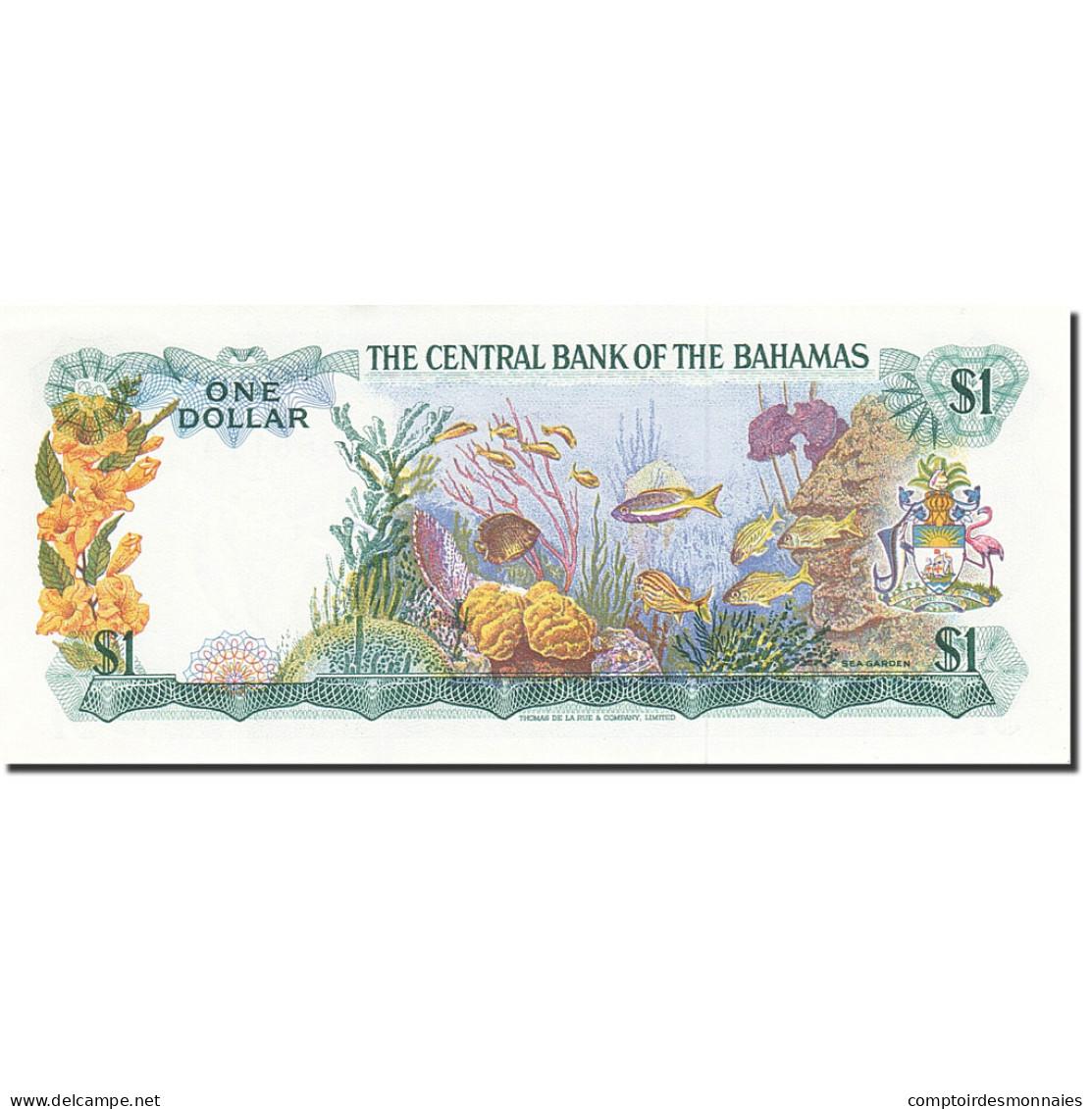 Bahamas, 1 Dollar, 1974, 1974, KM:35a, SPL - Bahamas