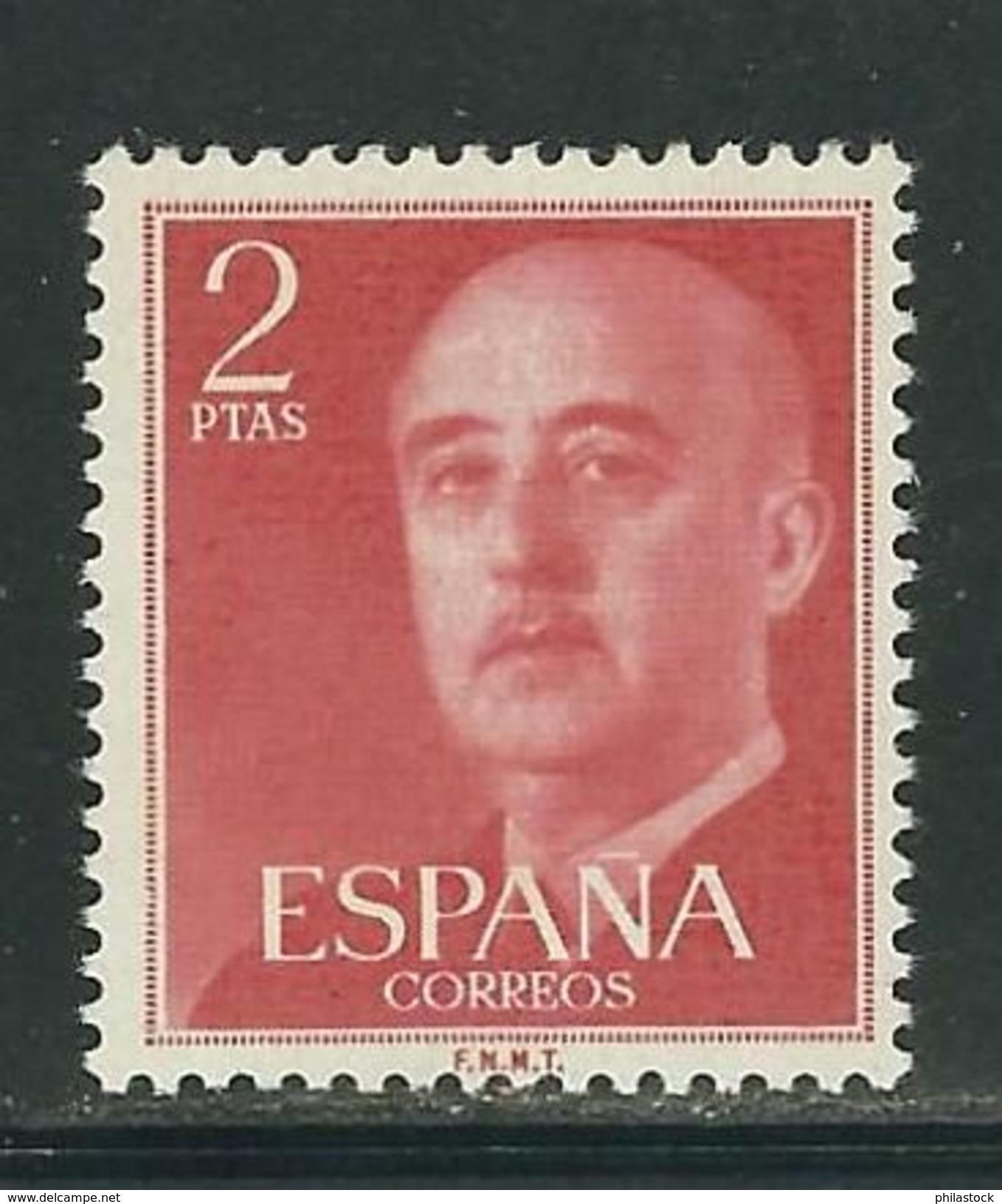 ESPAGNE N° 865 ** - 1931-Today: 2nd Rep - ... Juan Carlos I