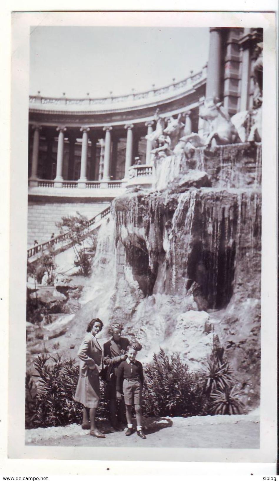 PHOTO -  MARSEILLE - Jardin Zoologique - Ft 8 X  6cm - Lieux