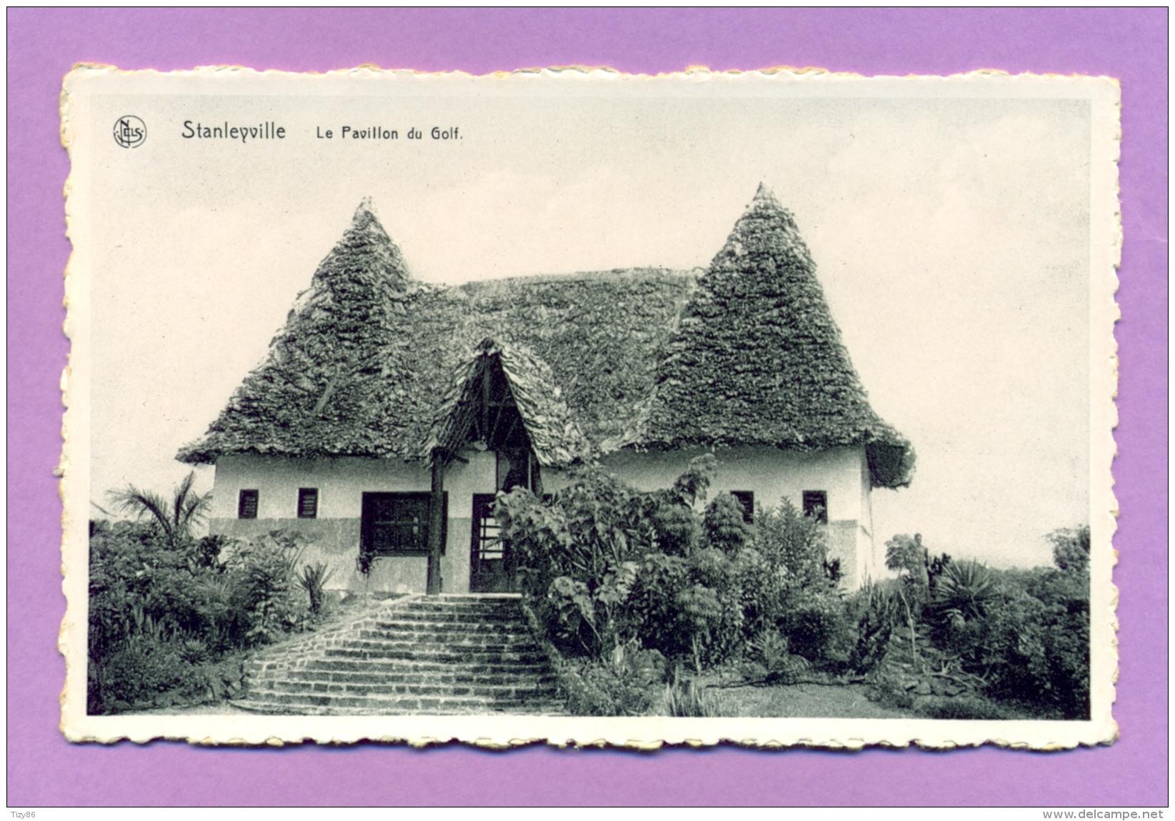 Stanleyville - La Pavillon Du Golf - Congo - Kinshasa (ex Zaire)