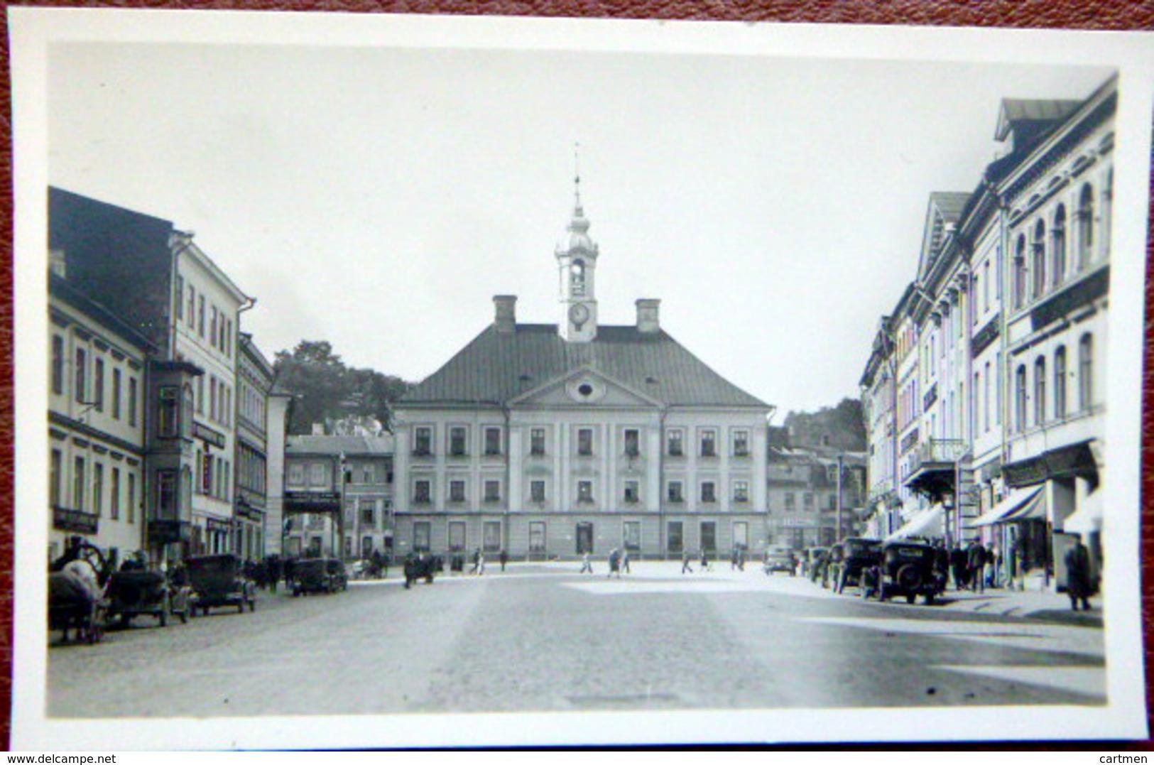 ESTONIA EESTIS NARVAS TARTU RATHAUS - Estonie