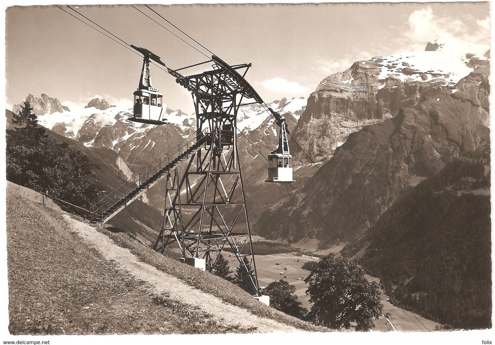 Luftseilbahn Engelberg-Brunni - 1963 - OW Obwald