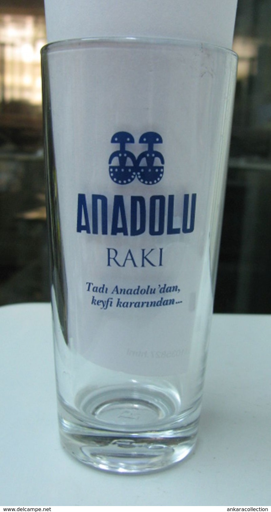 AC - ANADOLU RAKI GLASS - Other Collections
