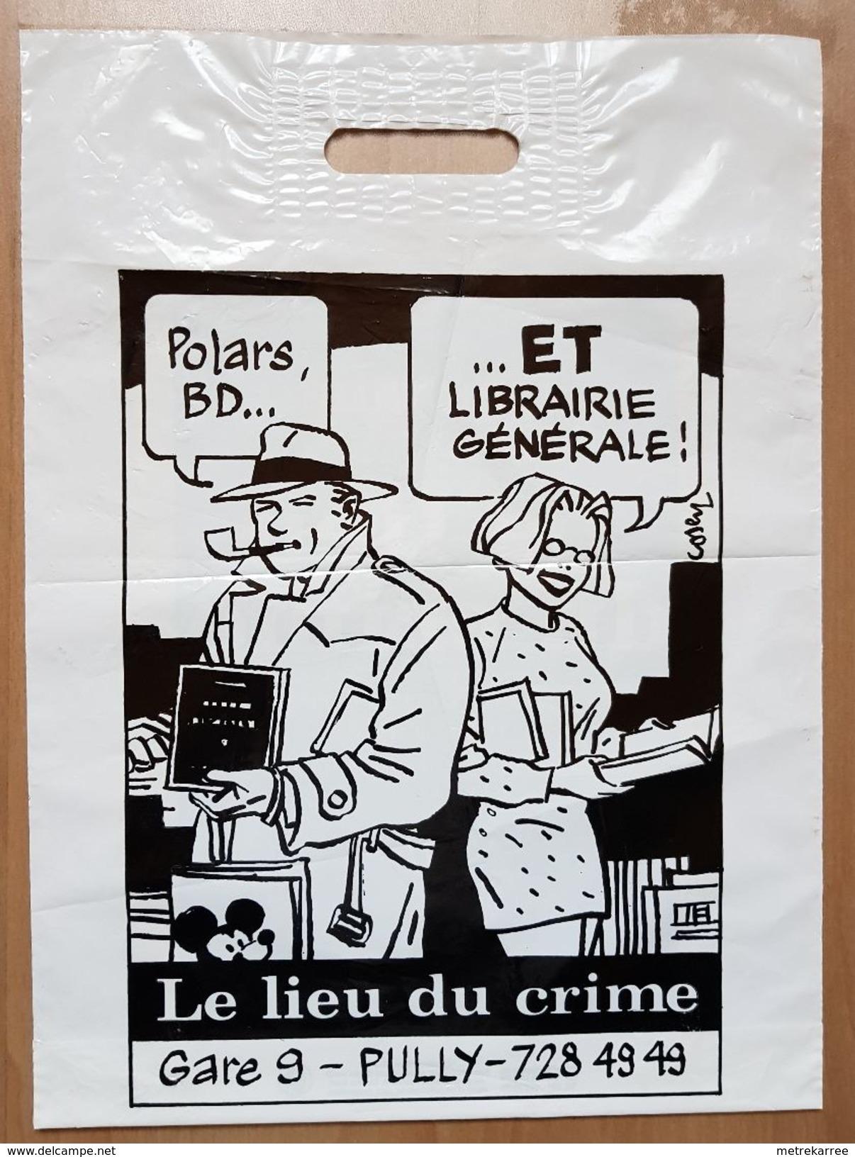 Sac/zak Cosey Le Lieu Du Crime - Zonder Classificatie