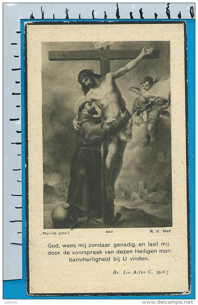 Bp    Van Minnebruggen   Van Tichelt    Brecht   Overbroek - Images Religieuses