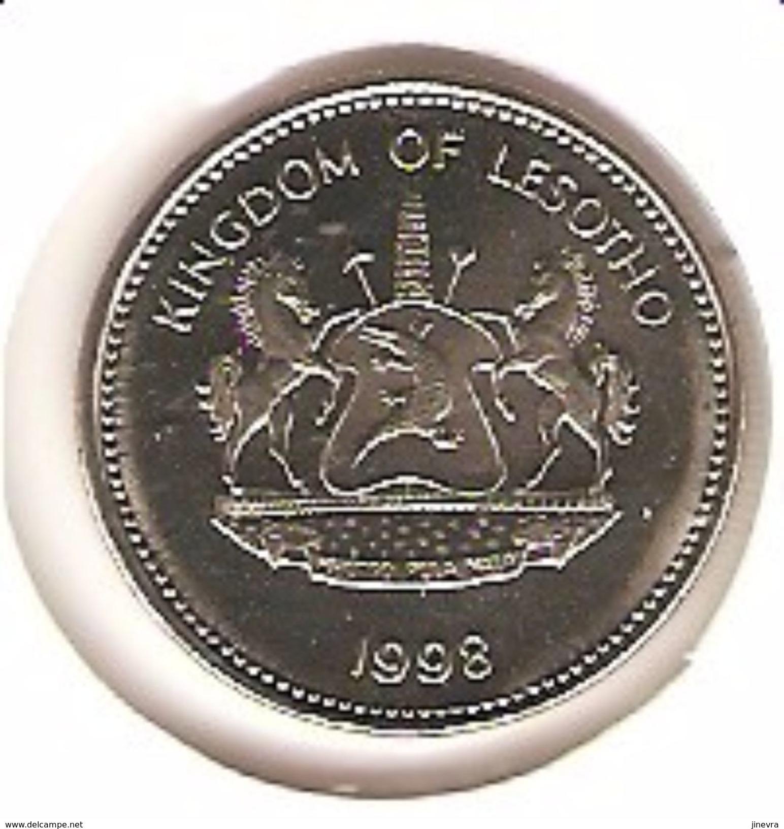LESOTHO 2 MALOTI 1998 PICK KM58 UNC - Lesotho