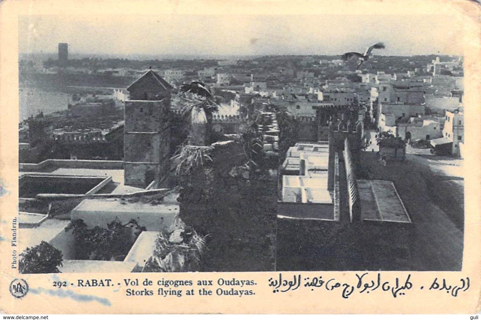 Afrique > Maroc >RABAT  -Lot,ensemble De 2 Cpa (5 Scans)(Les Oudaïs Oudayas ) * PRIX FIXE - Rabat
