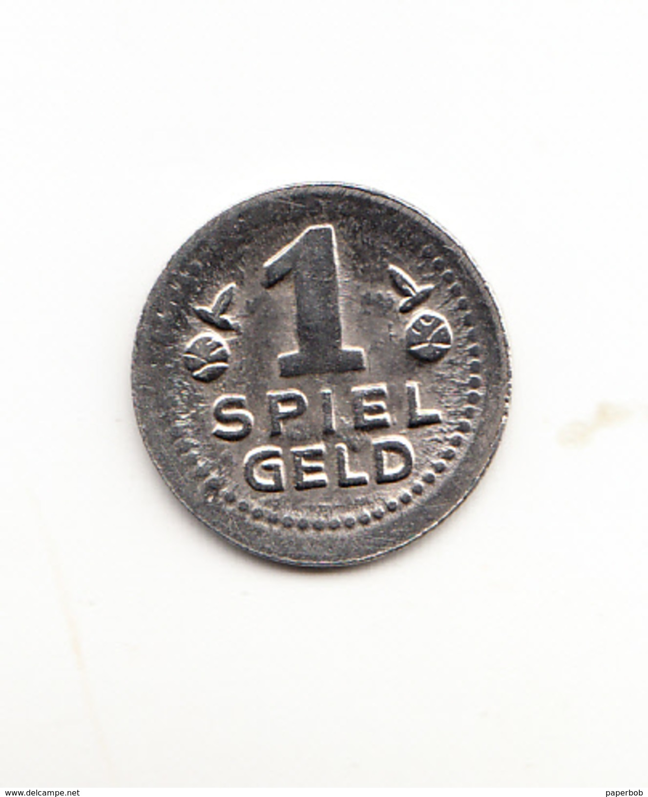 1 SPIEL  GELD - GERMANY - Monétaires/De Nécessité