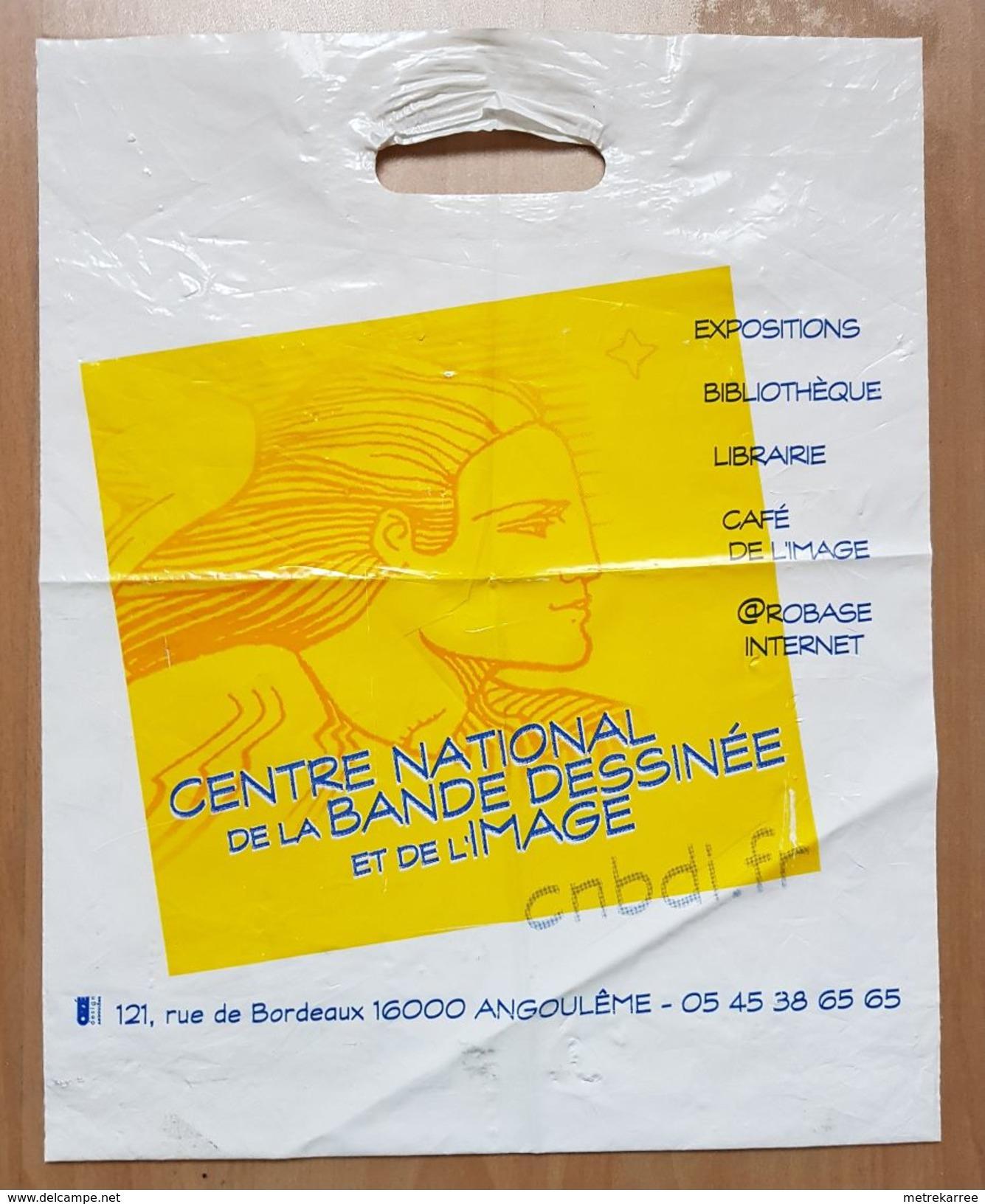 Sac/zak Centre National De La Bande Dessinée (Moebius) - Boeken, Tijdschriften, Stripverhalen